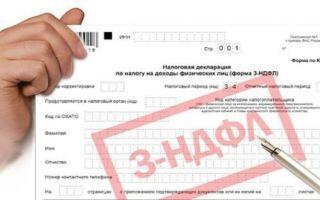Возврат подоходного налога онлайн: заполнение 3-НДФЛ, получение налоговых вычетов
